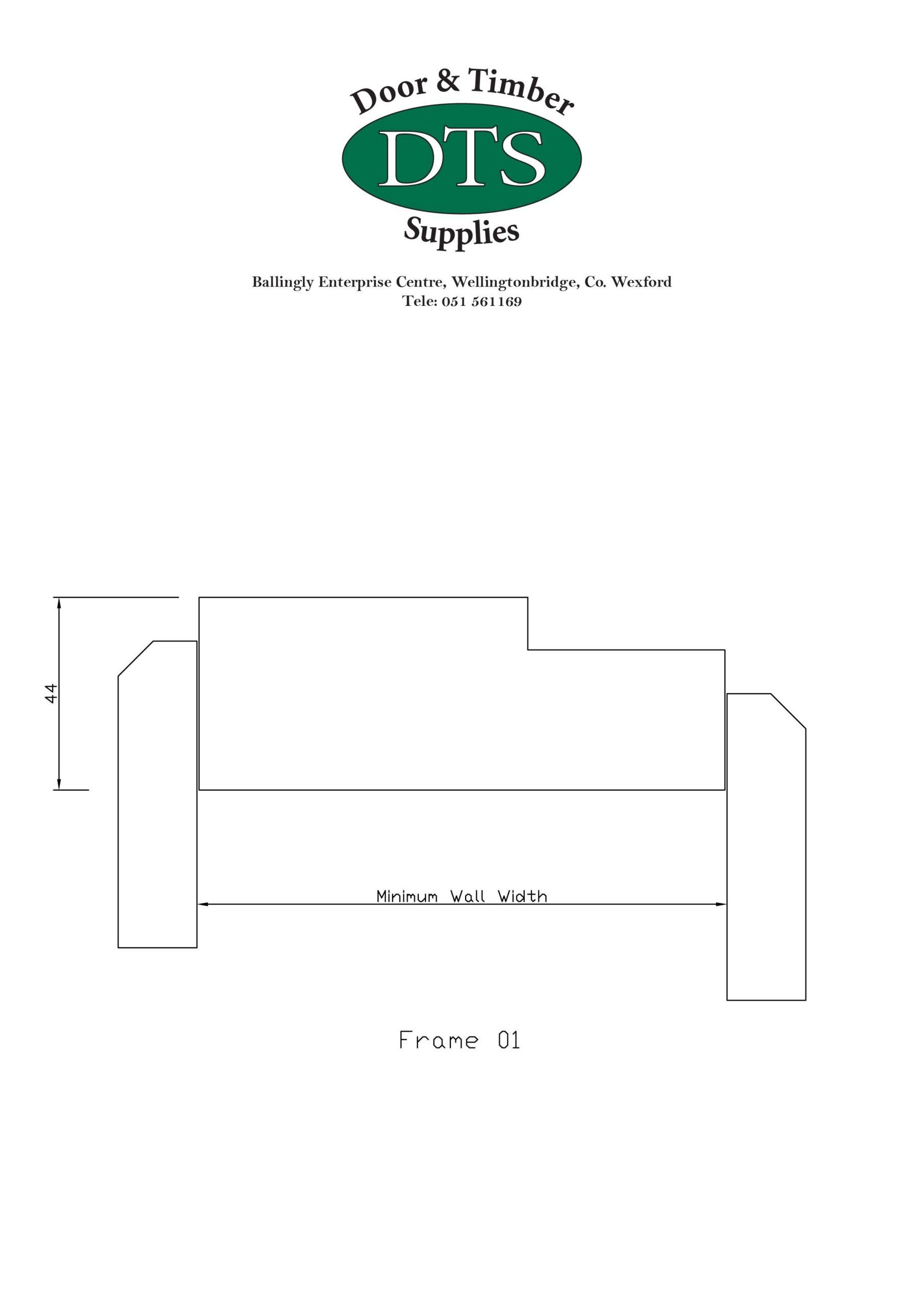 Door and Timber Supplies - Bespoke Door Frames