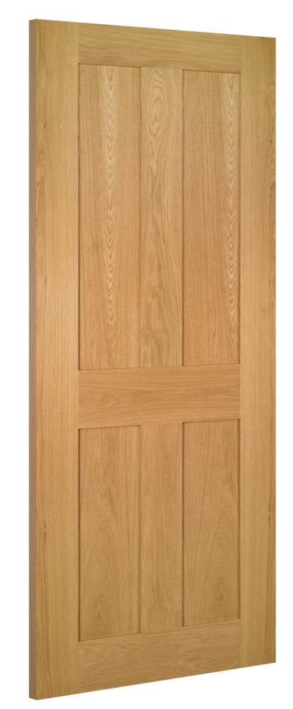 Door & Timber Supplies - Ballingly Joinery Wexford Solid Oak Doors 3