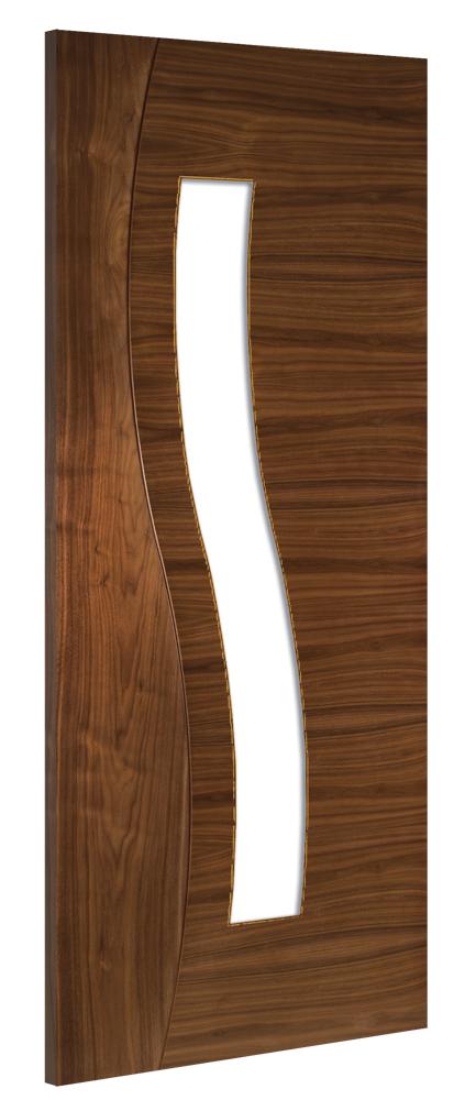 Door & Timber Supplies - Ballingly Joinery Wexford Solid Walnut Doors 1