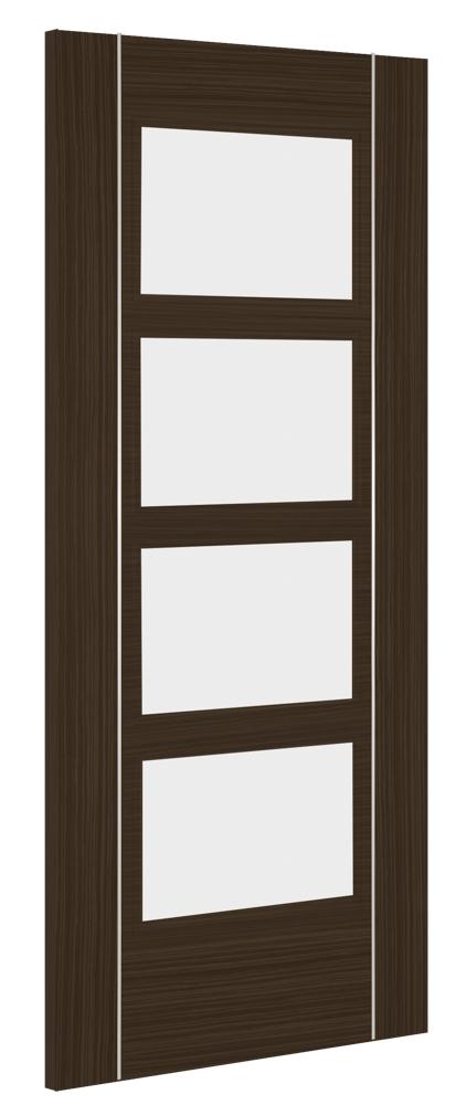 Door & Timber Supplies - Ballingly Joinery Wexford Solid Walnut Doors 2