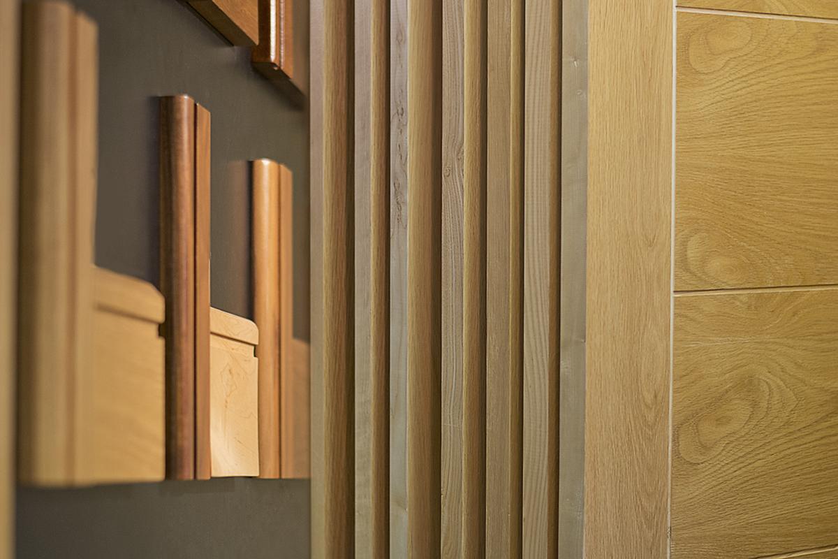 Door & Timber Supplies - Wexford Showroom 1
