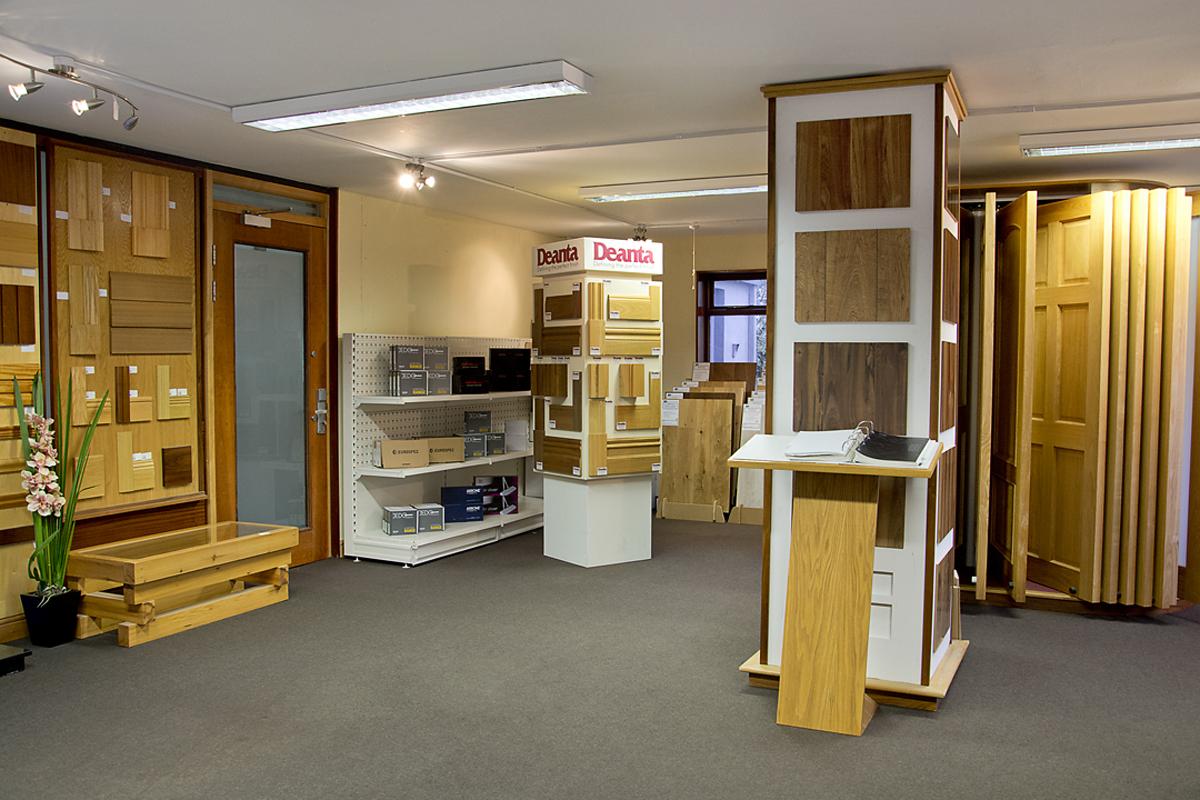 Door & Timber Supplies - Wexford Showroom 2