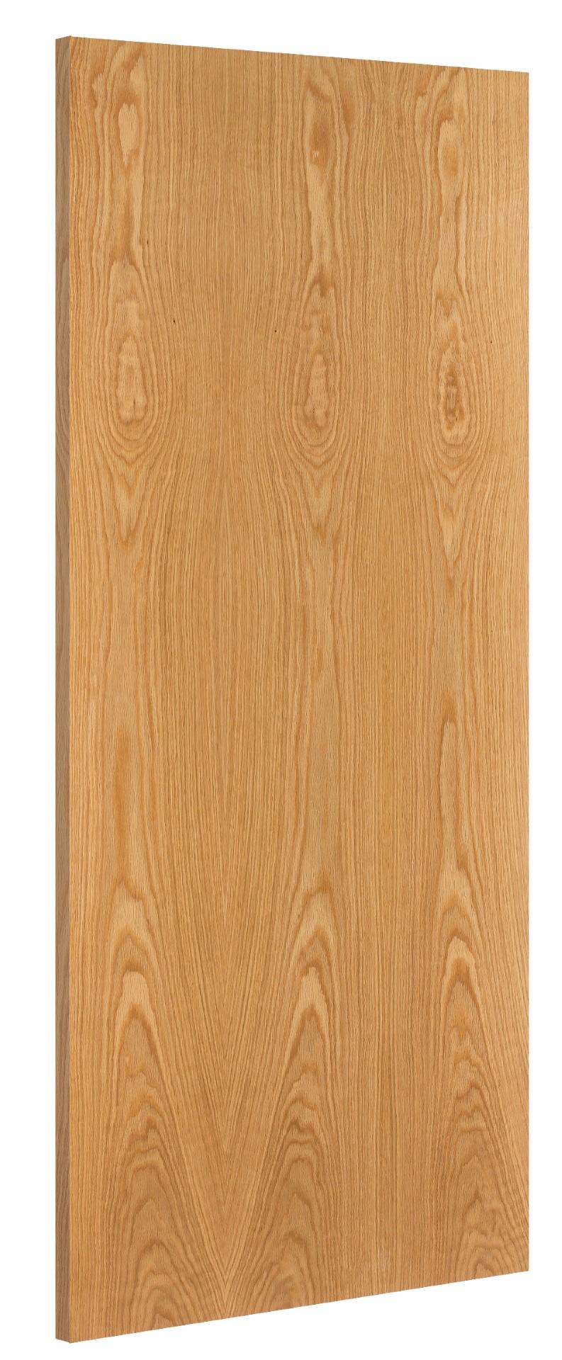 Oak Door FLUSH