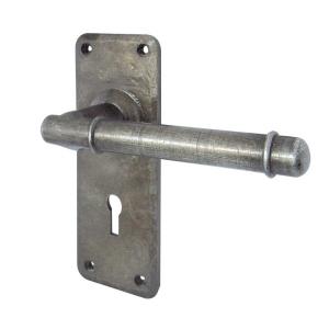 Lever On Backplate Door Handle HF100 BELFRY