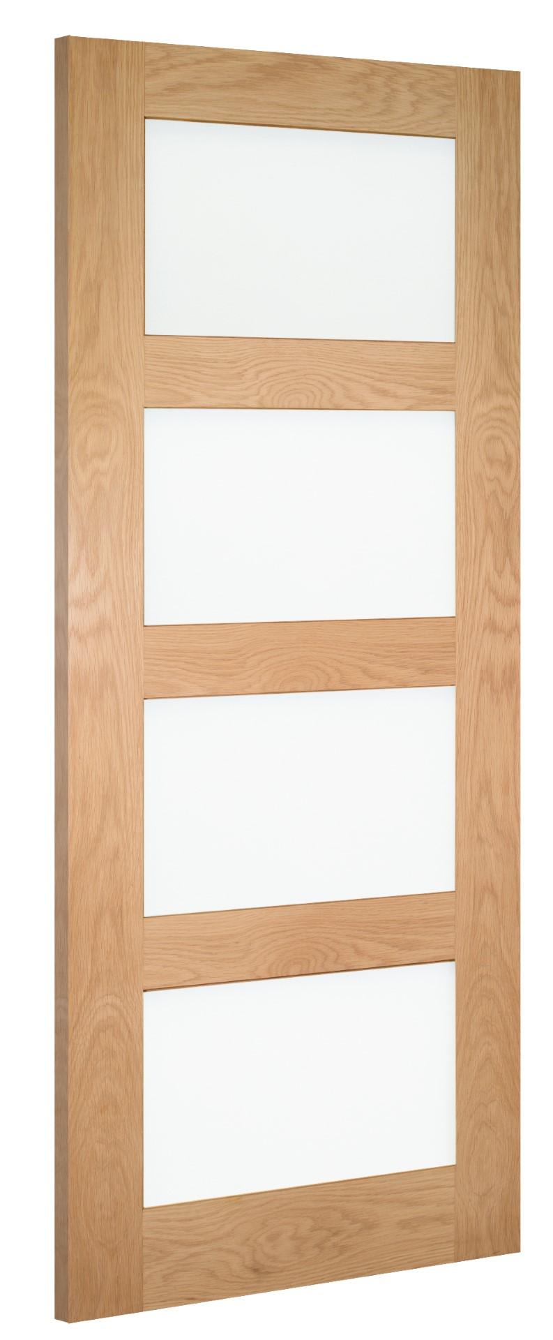 Oak Door HP1G