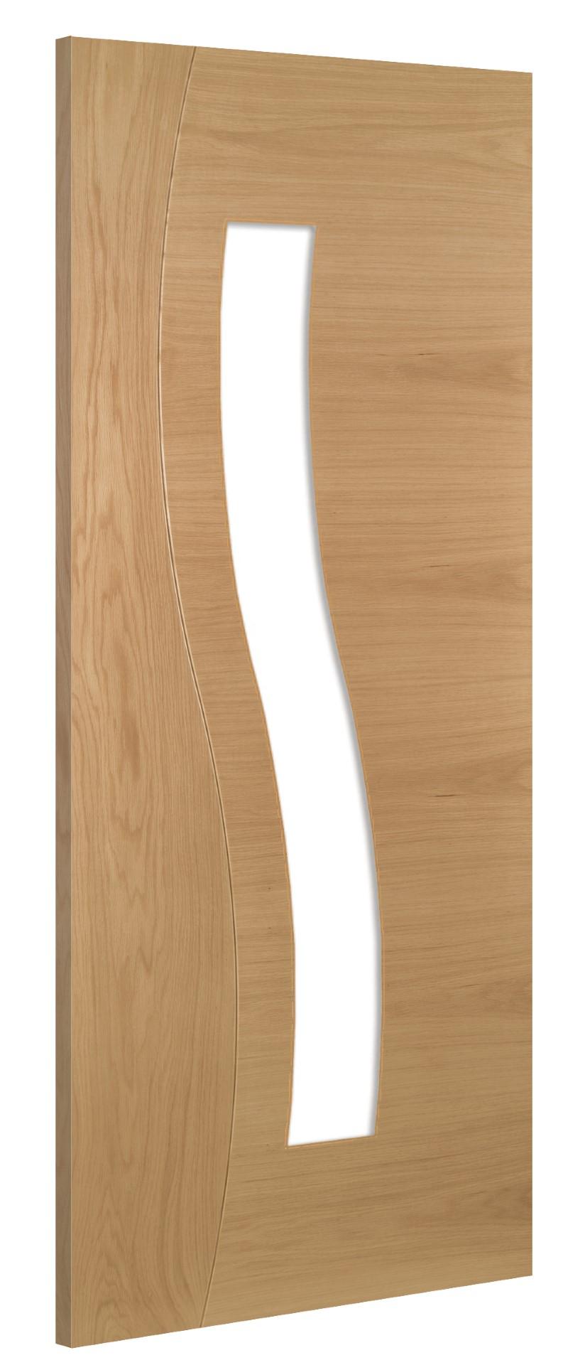 Oak Door HP24G-C