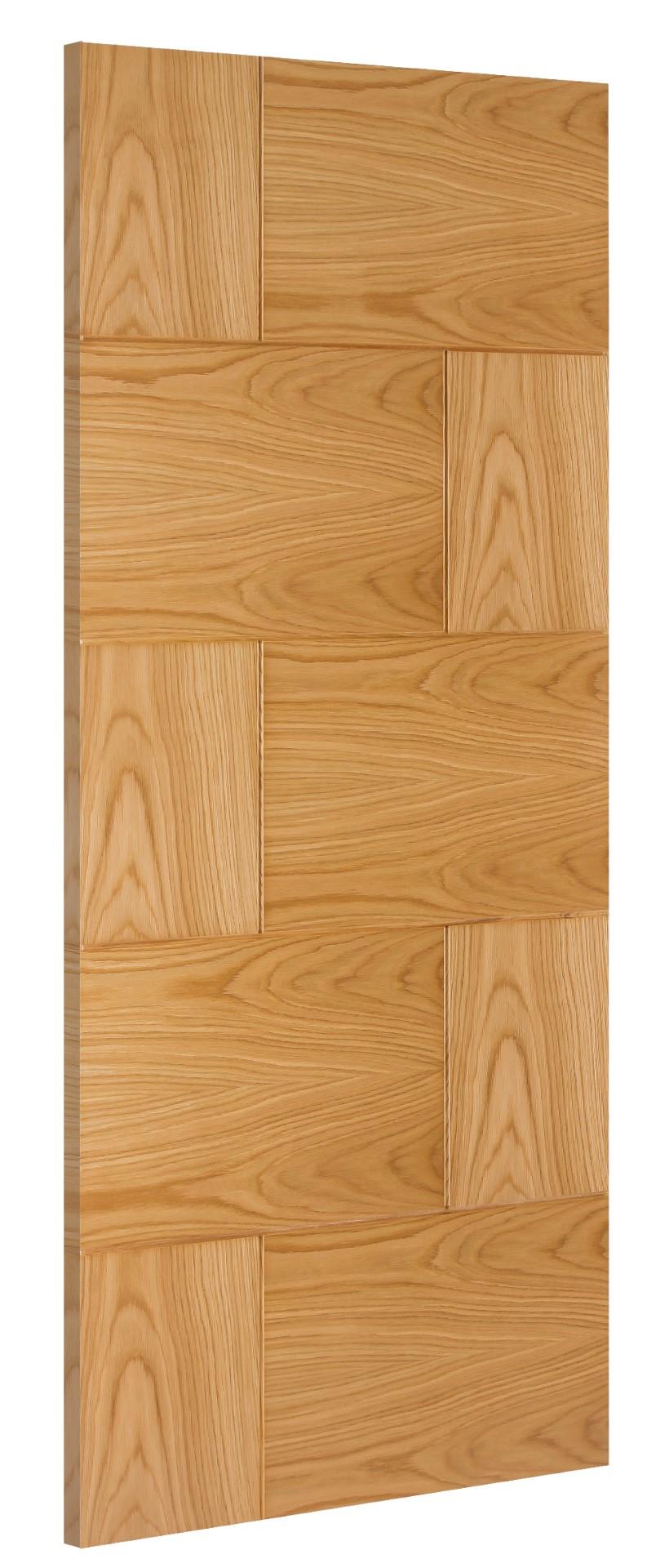 Oak Door HP34