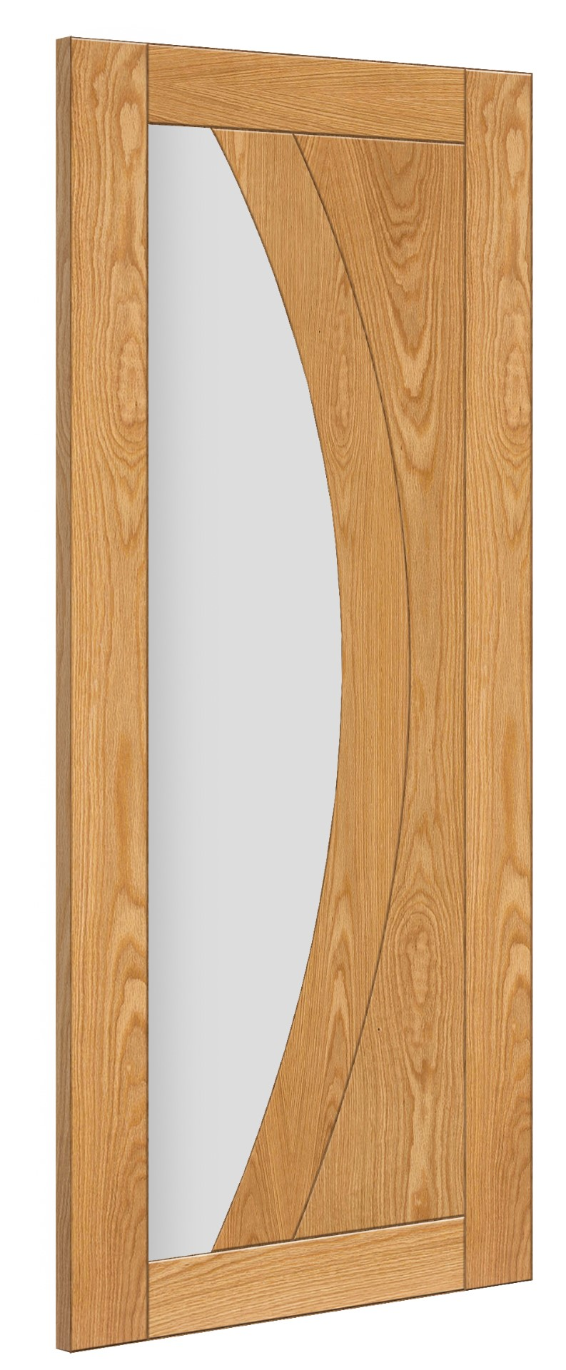 Oak Door HP35F