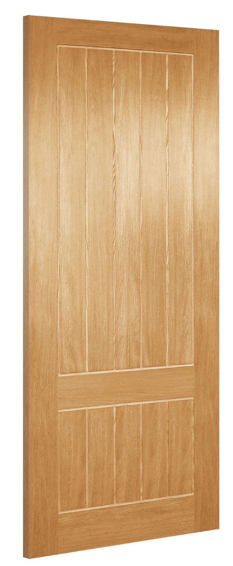 Oak Door HP38