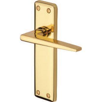 Lever On Backplate Door Handle KEN6800 KENDAL
