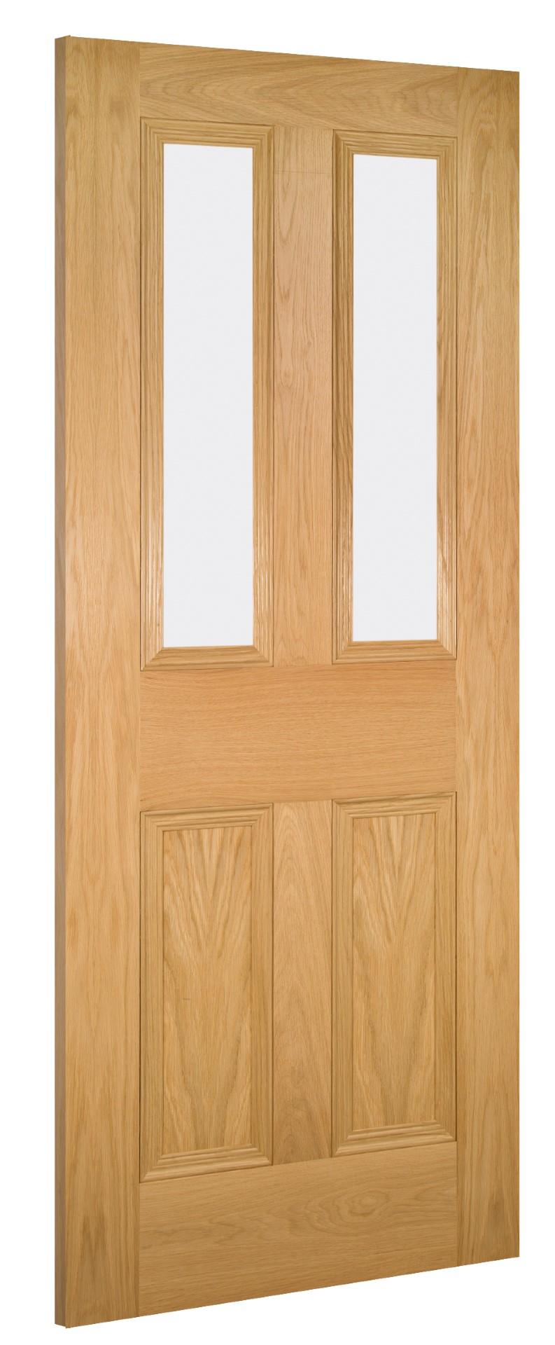 Oak Door NM1G-C | NM1G-UNG