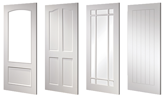 Primed Door Collection - Door & Timber Supplies - Solid Primed Doors