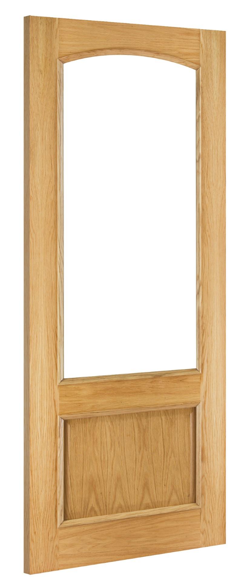Oak Door RB7G-UNG