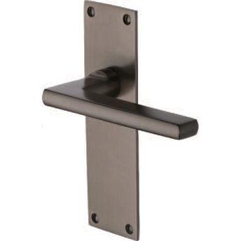 Lever On Backplate Door Handle TRI1300 TRIDENT